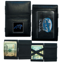 Carolina Panthers Jacob's Ladder Wallet FJL170
