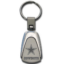 Dallas Cowboys Etched Key Chain FKC055