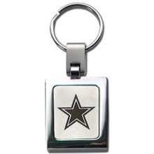 Dallas Cowboys Square Key Chain FKC055S