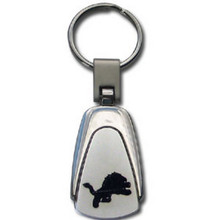 Detroit Lions Etched Key Chain FKC105