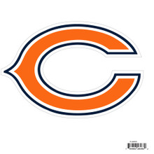 "Chicago Bears 8"" Car Magnet NFL Football FLAM005"