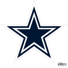 "Dallas Cowboys 8"" Car Magnet NFL Football FLAM055"