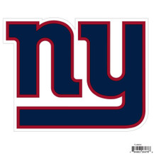 "New York Giants 8"" Car Magnet NFL Football FLAM090"