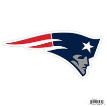 "New England Patriots 8"" Car Magnet NFL Football FLAM120"