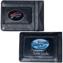 Buffalo Bills Cash & Cardholder Wallet NFL Football FLMC015