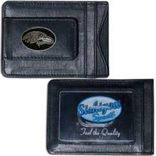 Baltimore Ravens Cash & Cardholder Wallet NFL Football FLMC180