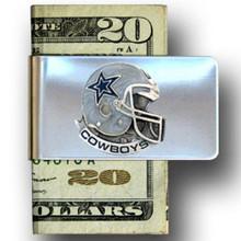Dallas Cowboys Helmet Money Clip NFL Football FMC055