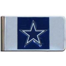 Dallas Cowboys Logo Money Clip NFL Football FMCL055
