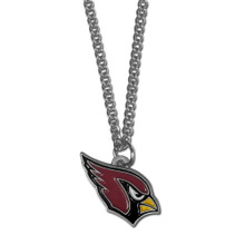 Arizona Cardinals Logo Necklace NFL Football FN035