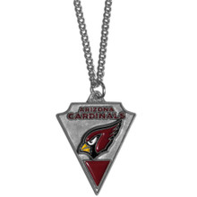 Arizona Cardinals Pendant Necklace NFL Football FPC035