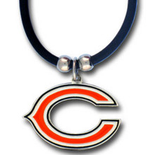 Chicago Bears Logo Pendant Necklace NFL Football FPR005
