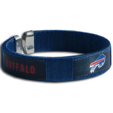 Buffalo Bills Fan Bracelet NFL Football FRB015