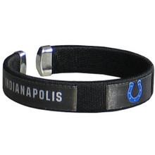 Indianapolis Colts Fan Bracelet NFL Football FRB050
