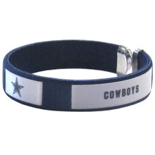 Dallas Cowboys Fan Bracelet NFL Football FRB055