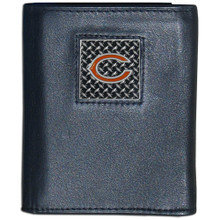 Chicago Bears Gridiron Trifold Wallet NFL Football FTRD005