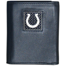 Indianapolis Colts Gridiron Trifold Wallet NFL Football FTRD050