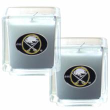 Buffalo Sabres Vanilla Candle Set NHL Hockey H2CD25