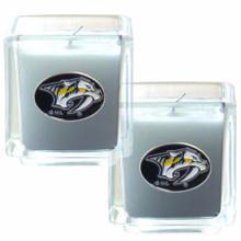 Nashville Predators Vanilla Candle Set NHL Hockey H2CD40