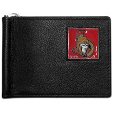 Ottawa Senators Bill Clip Wallet NHL Hockey HBCW120