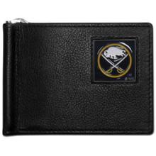 Buffalo Sabres Bill Clip Wallet NHL Hockey HBCW25