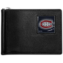 Montreal Canadiens Bill Clip Wallet NHL Hockey HBCW30