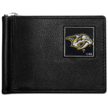 Nashville Predators Bill Clip Wallet NHL Hockey HBCW40