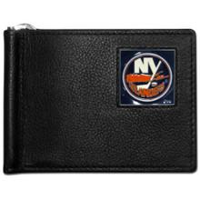 New York Islanders Bill Clip Wallet NHL Hockey HBCW70