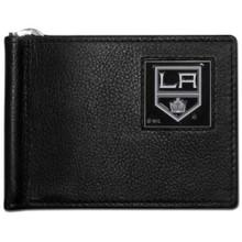 Los Angeles Kings Bill Clip Wallet NHL Hockey HBCW75