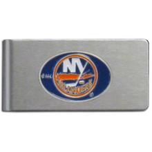 New York Islanders Brushed Money Clip NHL Hockey HBMC70