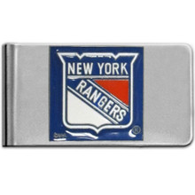 New York Rangers Logo Money Clip NHL Hockey HMCL105