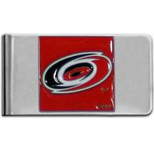 Carolina Hurricanes Logo Money Clip NHL Hockey HMCL135
