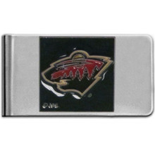 Minnesota Wild Logo Money Clip NHL Hockey HMCL145