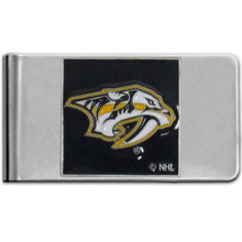 Nashville Predators Logo Money Clip NHL Hockey HMCL40