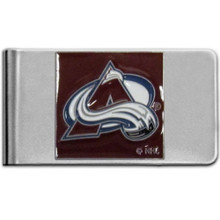 Colorado Avalanche Logo Money Clip NHL Hockey HMCL5