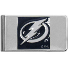 Tampa Bay Lightning Logo Money Clip NHL Hockey HMCL80