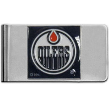 Edmonton Oilers Logo Money Clip NHL Hockey HMCL90