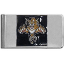 Florida Panthers Logo Money Clip NHL Hockey HMCL95