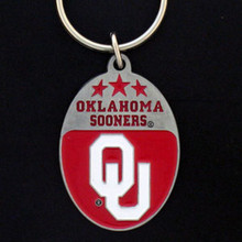 NCAA Oklahoma Sooners College Key Chain - SCK48 NCCA College Sports SCK48