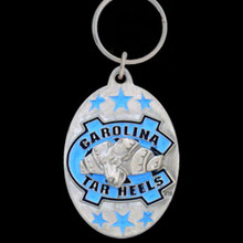 NCAA NC Tar Heels College Key Chain - SCK9 NCCA College Sports SCK9