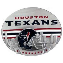 Houston Texans Helmet Belt Buckle NFL Football SFB190
