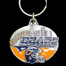 Chicago Bears Design Key Chain NFL Football SFK006