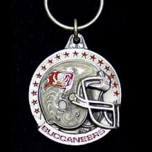 Tampa Bay Buccaneers Helmet Key Chain NFL Football SFK030