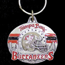Tampa Bay Buccaneers Design Key Chain NFL Football SFK031