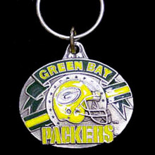 Green Bay Packers Design Key Chain NFL Football SFK117