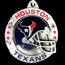 Houston Texans Helmet Key Chain NFL Football SFK190