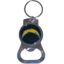 San Diego Chargers Bottle Opener Key Chain NFL Football SFKB040