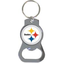 Pittsburgh Steelers Bottle Opener Key Chain NFL Football SFKB160
