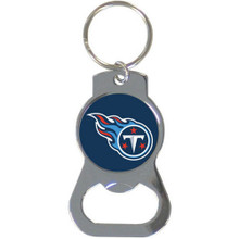 Tennessee Titans Bottle Opener Key Chain NFL Football SFKB185