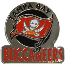 Tampa Bay Buccaneers Team Pin NFL Football SFP030C