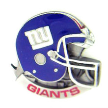 New York Giants Helmet Pin NFL Football SFP090
